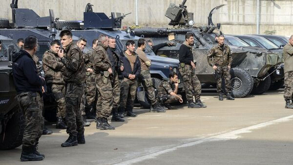 Turske specijlne snage policije - Sputnik Srbija