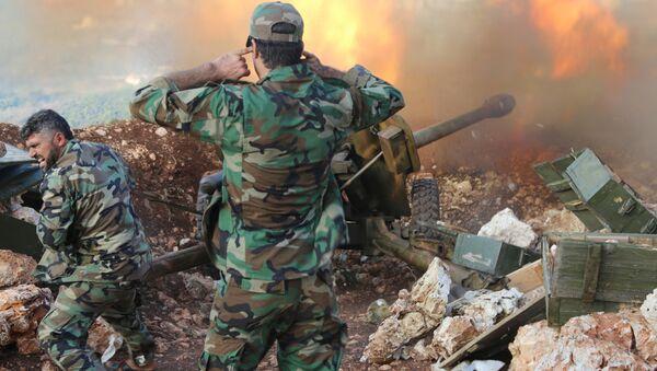 Sirijska armija - Sputnik Srbija