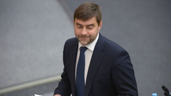 Сергеј Железњак - Sputnik Србија