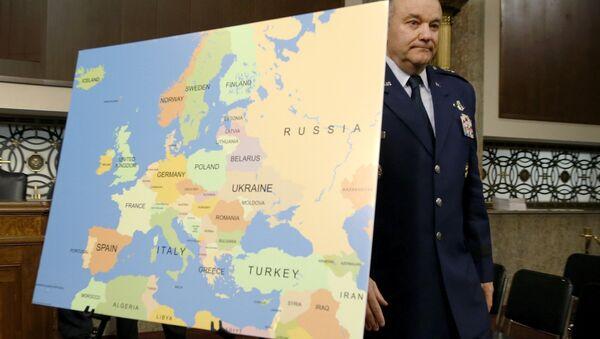 Амерички генерал Филип Бридлав - Sputnik Србија