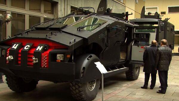 Novo vozilo FSB-a - Sputnik Srbija