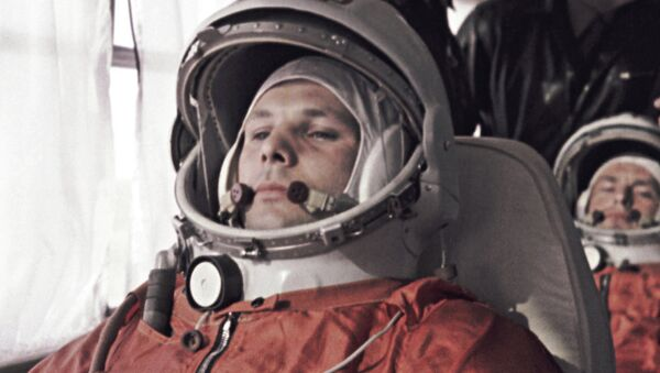Jurij Gagarin - Sputnik Srbija