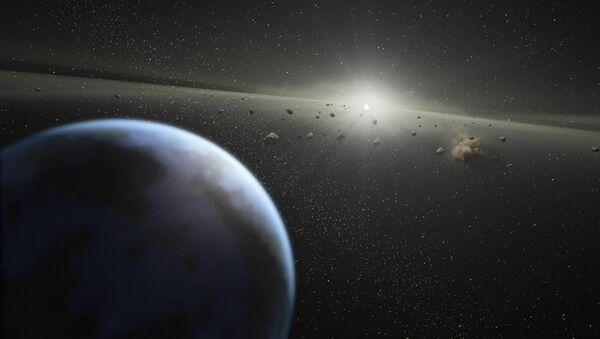Огроман појас астероида у орбити звезде исте старости и сличне величине попут Сунца. - Sputnik Србија
