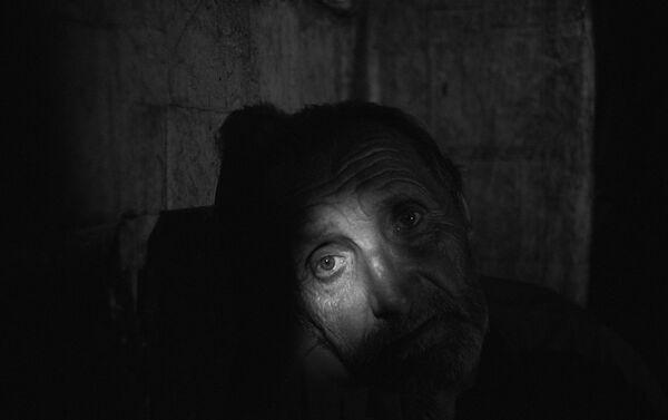 """Serija fotografija Valerija Meljnikova """"Pod zemljom"""" (Underground), posvećena konfliktu u Ukrajini - Sputnik Srbija"""