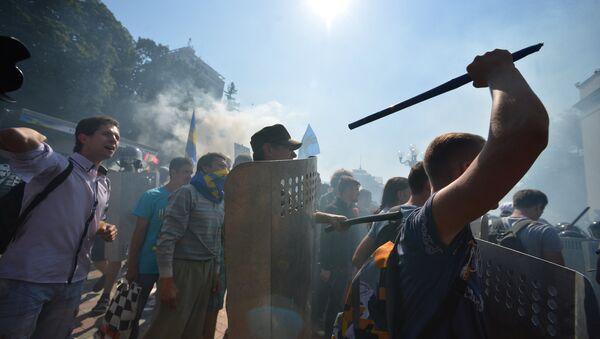 Protesti u Kijevu - Sputnik Srbija