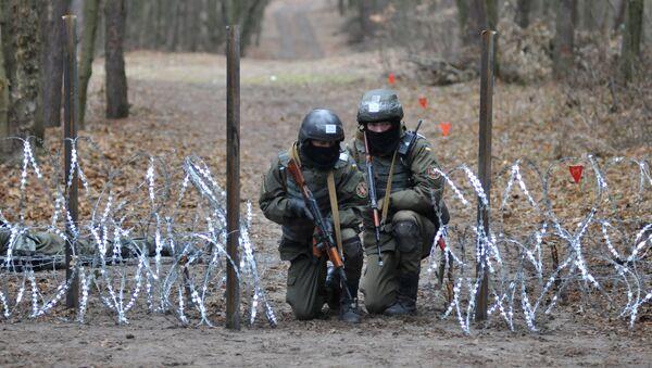 Обука украјинских војника према НАТО стандардима - Sputnik Србија