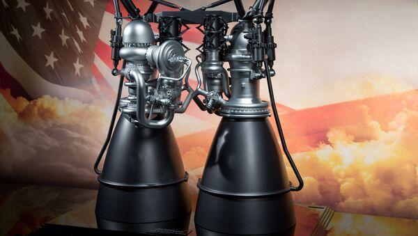 Модел ракетних мотора АР1 - Sputnik Србија