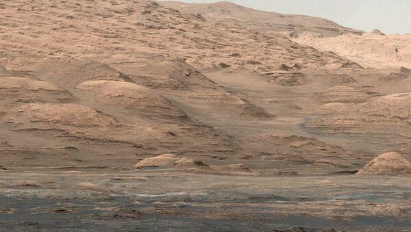 Површина Марса - Sputnik Србија