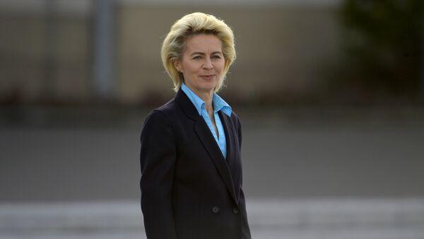 Ministarka odbrane Nemačke Ursula fon der Lajen - Sputnik Srbija