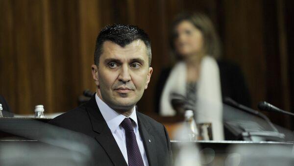 Novi ministar odbrane Zoran Đorđević - Sputnik Srbija