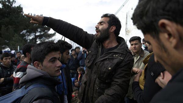 Izbeglice, migranti - Sputnik Srbija