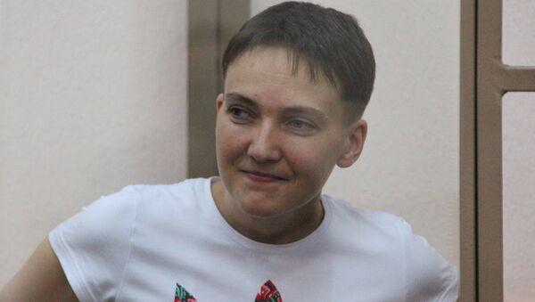 Украјински пилот Надежда Савченко - Sputnik Србија