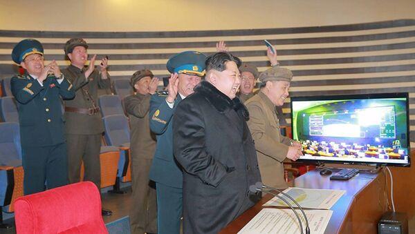 Severnokorejski lider Kim Džong-Un - Sputnik Srbija