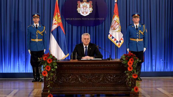 Председник Србије Томислав Николић расписао изборе - Sputnik Србија