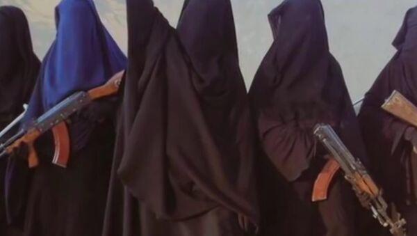 Women members of Islamic State - Sputnik Srbija