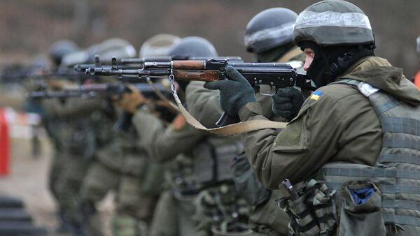 Ukrajinska vojska - Sputnik Srbija