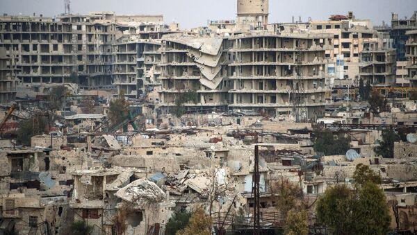 Дамаск, Сирија - Sputnik Србија