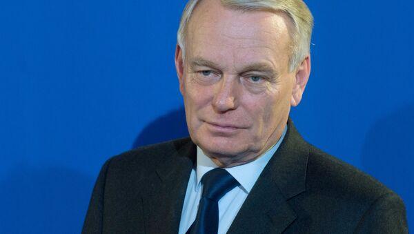 Ministar inostranih poslova Francuske Žan Mark Ejro - Sputnik Srbija