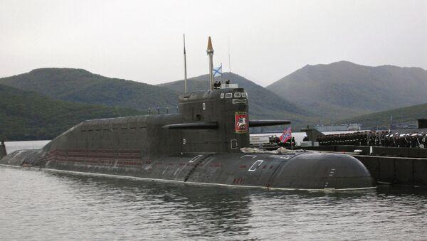 Baza podmornica tihookeanske flote na Kamčatki - Sputnik Srbija