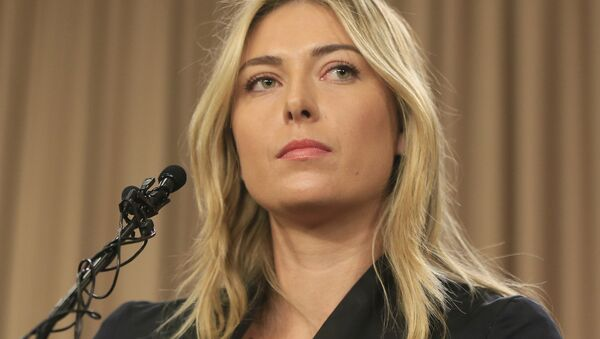 Marija Šarapova - Sputnik Srbija