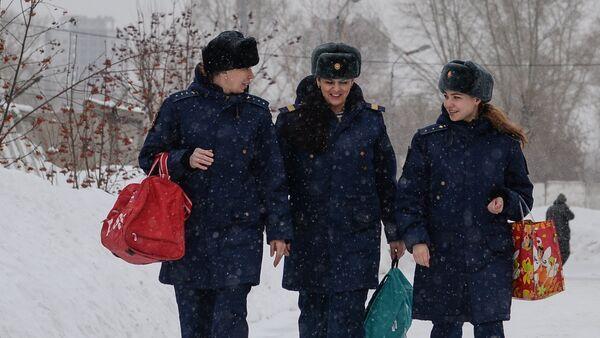 Žene vojnici Rusije - Sputnik Srbija
