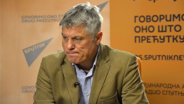 Мирослав Лазански - Sputnik Србија