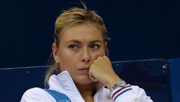 Ruska teniserka Marija Šarapova - Sputnik Srbija