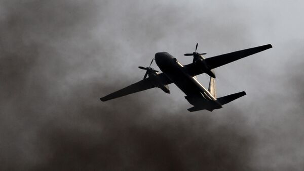 Авион Ан-26 - Sputnik Србија
