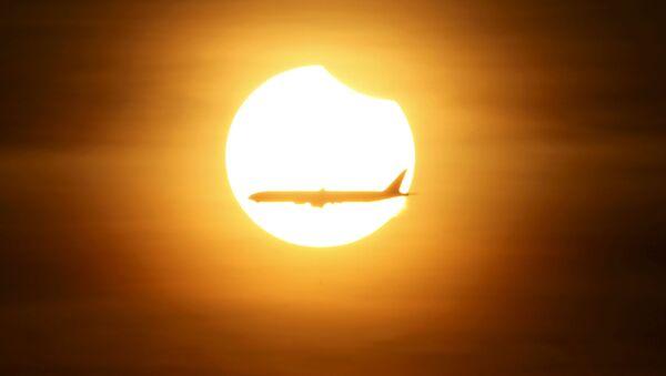 Raj za zvezdoznance: Prvo pomračenje Sunca u 2016. - Sputnik Srbija