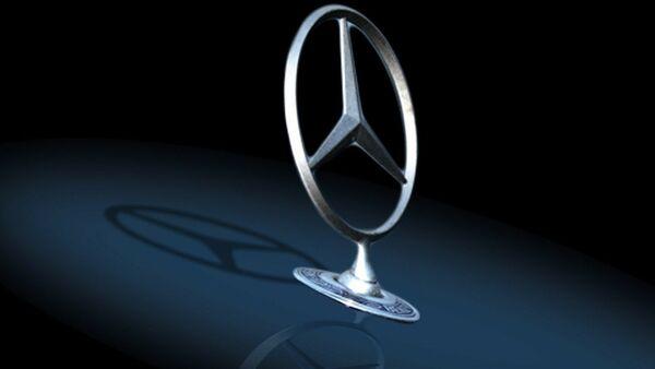Znak Mercedesa - Sputnik Srbija