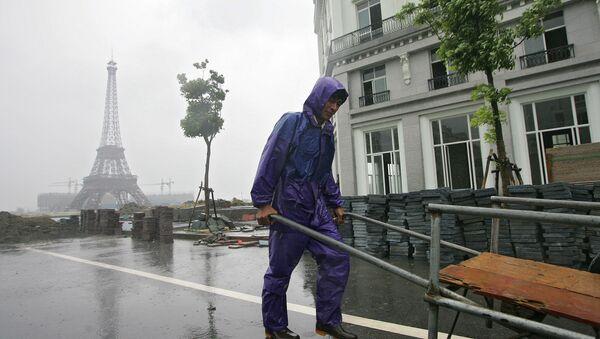 Građevinski radovi u Parizu - Sputnik Srbija