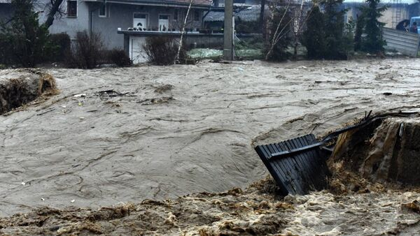 Poplave - Sputnik Srbija