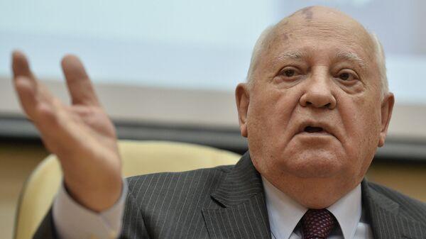 Mihail Gorbačov  - Sputnik Srbija