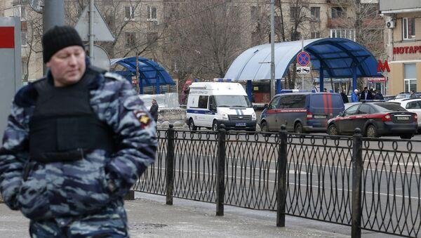 Ruski policajac - Sputnik Srbija