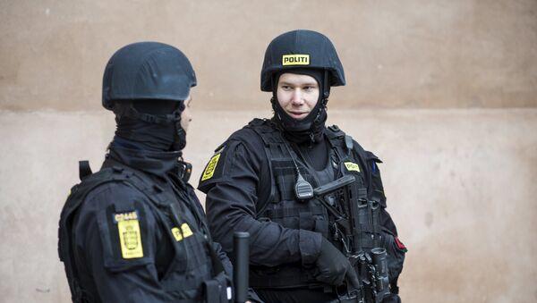 Данска полиција - Sputnik Србија