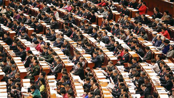 Kineska narodna skupština - Sputnik Srbija