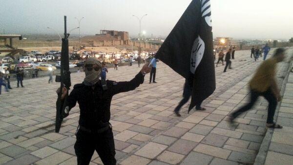 Džihadista, terorista, DAEŠ - Sputnik Srbija