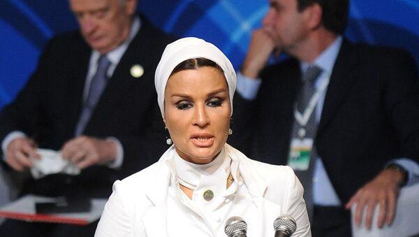 Моза бин Насер eл Миснед, супруга трећег емира Катара - Sputnik Србија