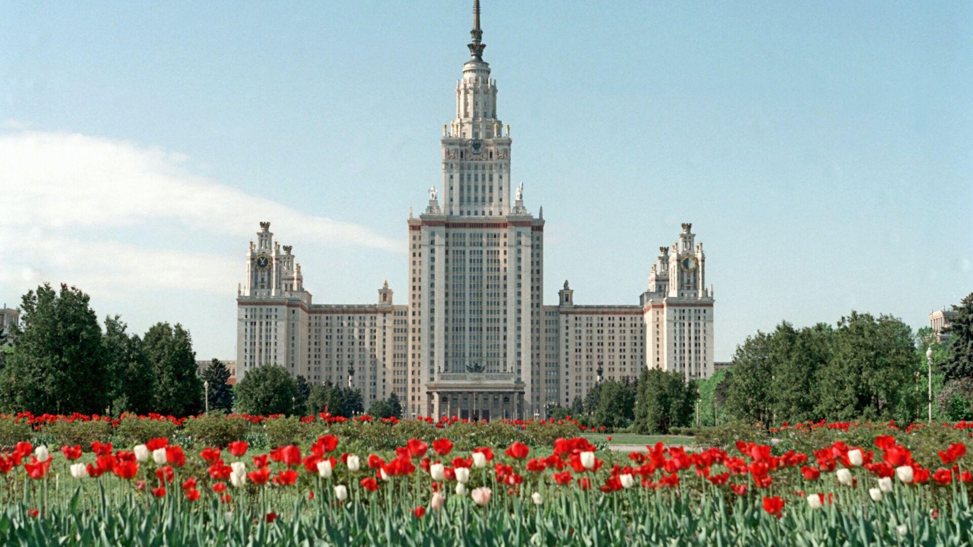 Moskovski državni univerzitet Lomonosov - Sputnik Srbija, 1920, 03.09.2021