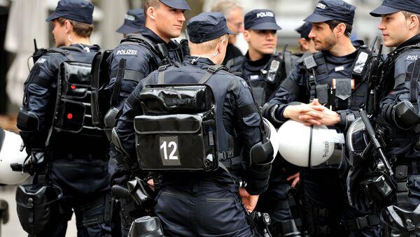 Švajcarska policija - Sputnik Srbija