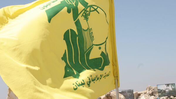 Застава Хезболаха - Sputnik Србија