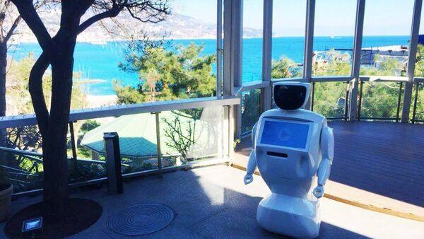 Robot Promobot - Sputnik Srbija