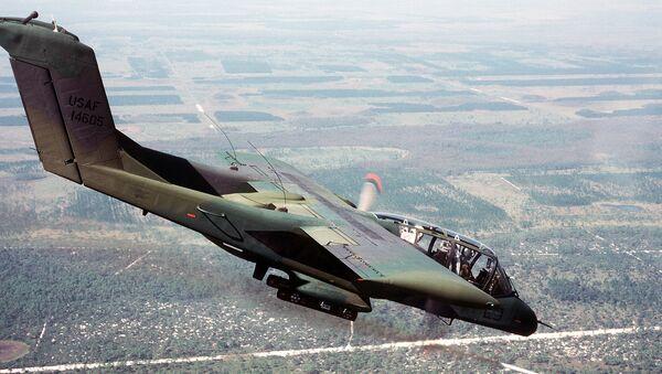 Američki jurišni avion OV-10 bronko - Sputnik Srbija