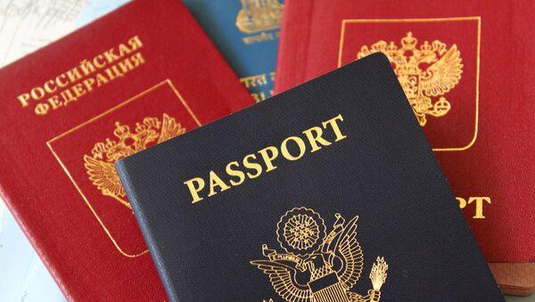 Пасош Руске Федерације - Sputnik Србија