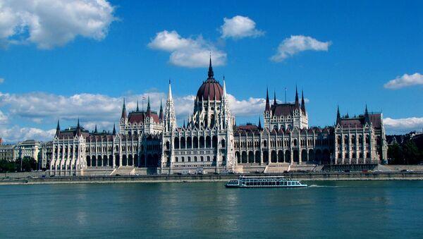 Мађарски парламент - Sputnik Србија