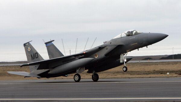 Авион Ф-15 игл - Sputnik Србија