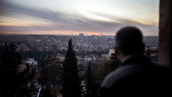 Alep u Siriji - Sputnik Srbija