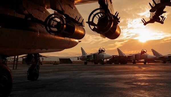 Ruska avio-baza Hmejmim u Siriji - Sputnik Srbija