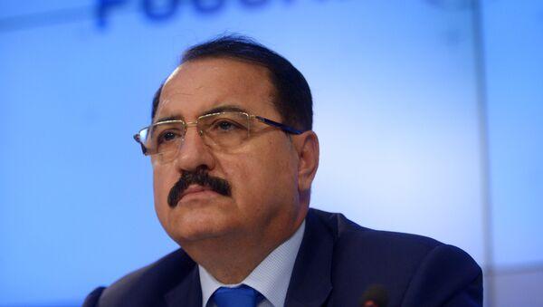 Амбасадор Сирије у Русији Ријад Хадад - Sputnik Србија