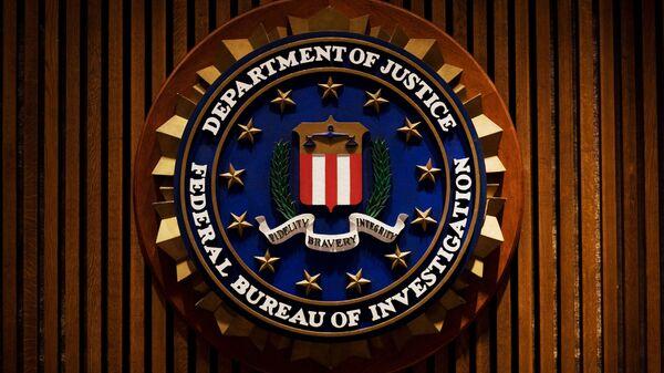 Federalni istražni biro FBI - Sputnik Srbija